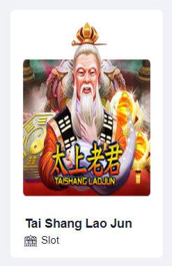 โลโก้เกม Tai Shang Lao Jun